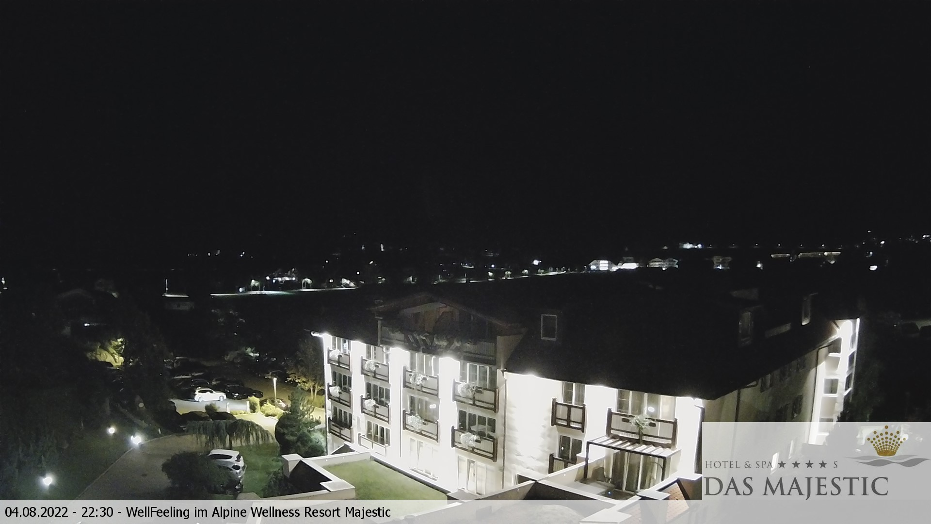 Webcam Reischach Dorf / Paese Riscone