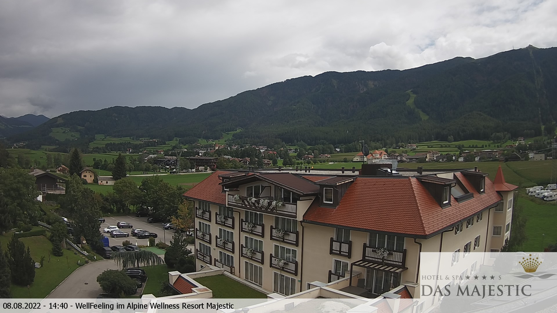 Webcam Webcam Hotel Majestic a Riscone